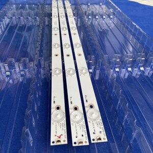 Image 5 - 1 ensemble = 3 pièces, rétro éclairage LBM320P0701 FC 2 LED 32PFK4309 32PHS5301 TPT315B5 strips32PFK4309 TPV TPT315B5 32E200E