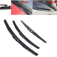Przednie i tylne szyby przedniej szyby samochodu przednie okno wycieraczki dla Nissan Murano Z51 2009 2010 2011 2012 2013 2014