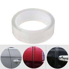 Edge-Guard-Strip Paint-Protection Sticker Styling-Mouldings Anti-Scratch Car-Door Clear