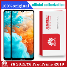 Original for Huawei Y6 2019/ Y6 Pro 2019/ Y6 Prime 2019 LCD Display Screen Touch Digitizer with Frame LCD Display Touch Parts
