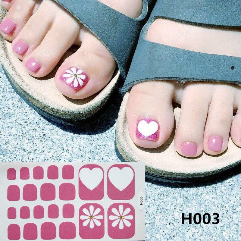 22 шт./компл., новый стиль, накладные ногти на носках, 3D носочки для ногтей, накладные ногти для девушек, носочки для ногтей