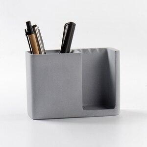 Николь силиконовые бетонные формы держатель цемента Ручка Форма ручной работы стол декоративный инструмент