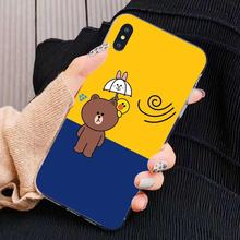 For Huawei G7 G8 P7 P8 P9 P10 P20 P30 Lite Mini Pro P Smart 2017 2018 2019 Free Silicone Phone Case line town Happy life(China)
