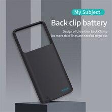 2019  Battery Case For OPPO Reno Z Power Case 7000mAh Power Bank Charging Case For OPPO Reno 10 External Battery case