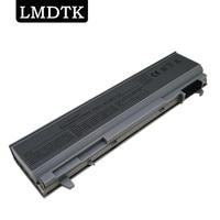 LMDTK Neue Laptop Batterie Für Dell Latitude E6400 E6410 E6500 E6510 E8400 PT434 PT435 PT436 PT437 NM633 Freies verschiffen 6 ZELLEN-in Laptop-Akkus aus Computer und Büro bei