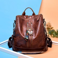 New Style Shoulder Top Grade Multi-functional Dual Purpose Joint Casual WOMEN'S Bag Wholesale Foreign Trade Export on Behalf of