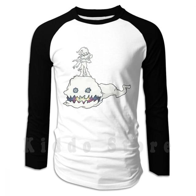 """KiD CuDi """"Kids See Ghosts"""" Logo Printed T-Shirt 1"""