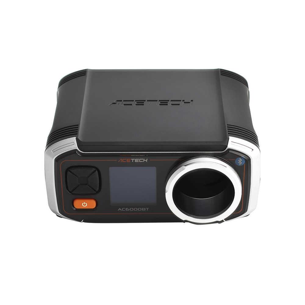 Acetech AC6000 Bt Snelheidsmeter Schieten Speed Test Bluetooth Airsoft Bullet Luchtbuks Schieten Tester Airsoft Bbs Chronograaf