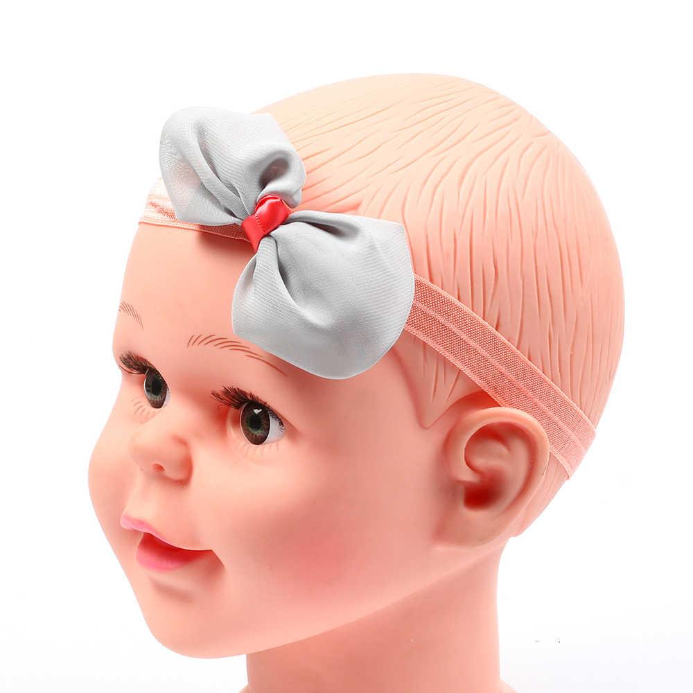 תינוקת תינוקות שיער אביזרי בגדי להקת קשתות יילוד כובעי כיסוי ראש מתנה פעוטות בגימור סרט שיער