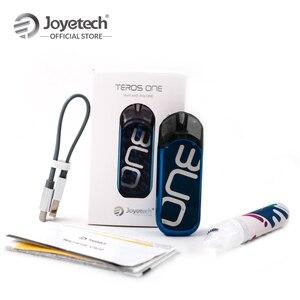 Image 3 - [FR] מקורי Joyetech TEROS אחת ערכת מובנה 650mAh סוללה 2ml קיבולת 0.5ohm SS316 רשת סליל אלקטרוני Cigerette