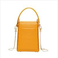 New 2019 Brand Women Messenger Chain Rivet Card Holders Shoulder Bag Ladies Cell phone Pocket Handbag Casual Wallet