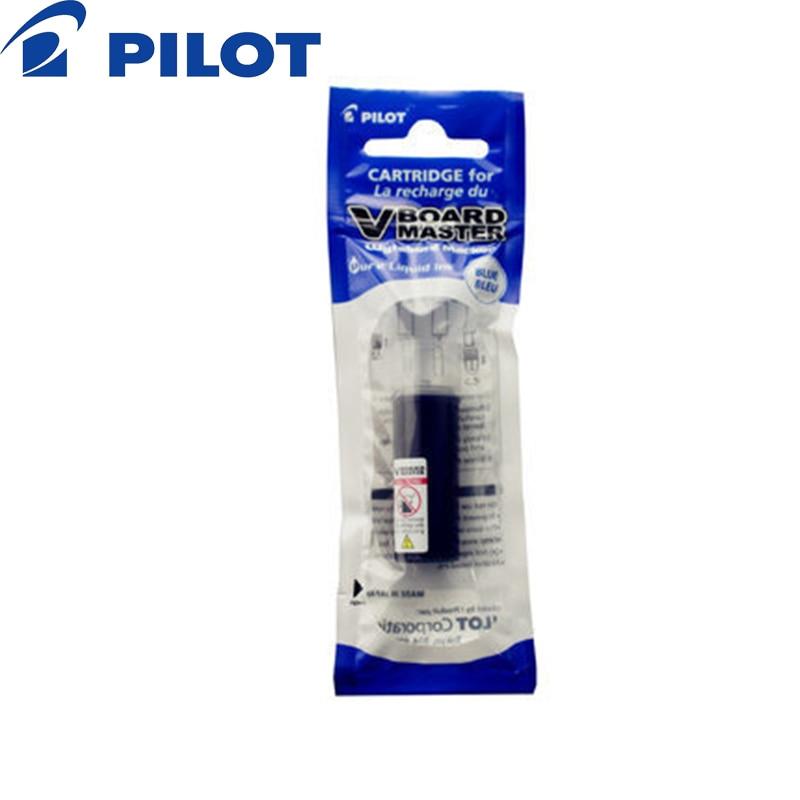 Janpan Imported Pilot Ink Cartridge For Pilot Whiteboard Marker(Board Master) 6 pcs/lot Writing Supplies P-WMRF8 2