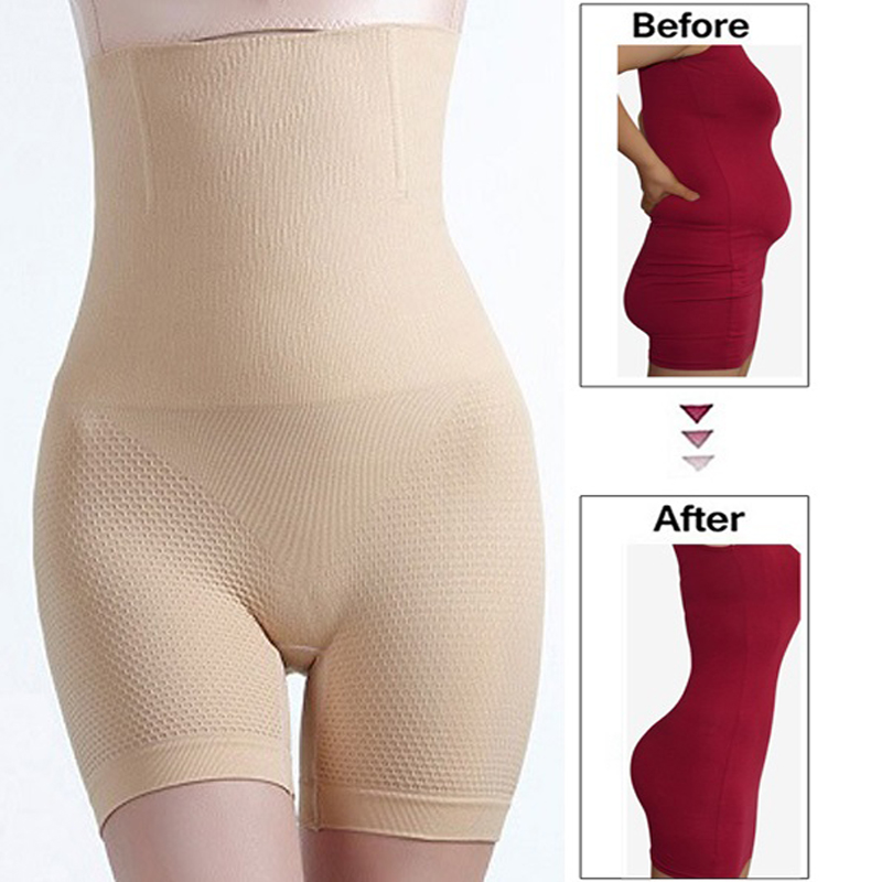 Waist Trainer  Women Shapewear Plus Slimming Underwear Belt Modelingstrap Body Shaper High Waist Tummy Control Sexy Butt Lifter