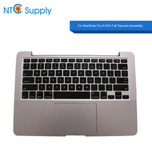 NTC Supply Full Topcase Assembly For MacBook Pro Retina 13.3 inch A1425 Topcase+Keyboard+Toupad+battery Tested working