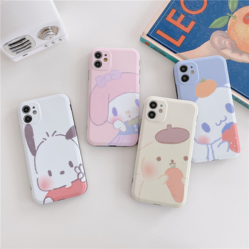 New product imd fine hole Rubik's cube Ledi mobile phone case for iphone 11 12 pro XS Max X XR 7 8 Plus SE 2020 12mini image