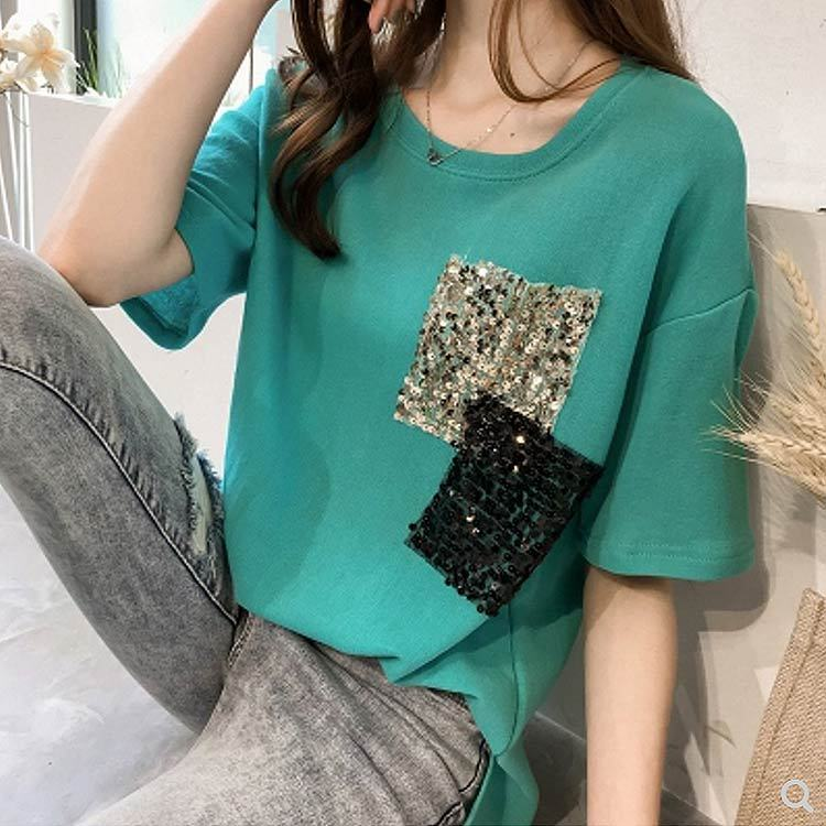 Summer Luxury Tshirt Lady Tees Short Sleeve Complex Craft Print Cotton Unisex Tops High Quality Brand Women Tee Femmes T shirt|T-Shirts| - AliExpress