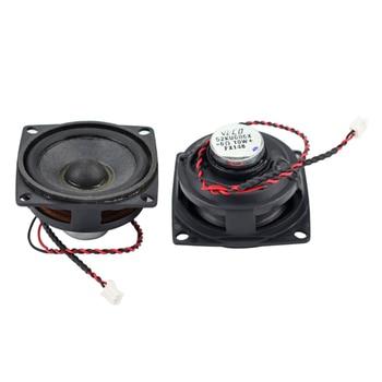 2 Inch Midrange Speaker 6ohm 10W Neodymium Magnetic 2pcs 1