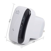 Mini Repeater 300Mbps Signal Amplifier Home Smart Wifi Wall Router WR03 USA Stock 2-7 Days Delivery Home Smart Wifi Wall Router
