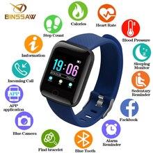 116Plus 2020D13Smart Bracelet Fitness Tracker fréquence cardiaque sanglemonitorsmart bande IP67 étanche SportsForAndroid IOS + boîte
