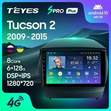 TEYES SPRO Plus For Hyundai Tucson 2 LM IX35 2009 - 2015 Car Radio Multimedia Video Player Navigation No 2din 2 din dvd