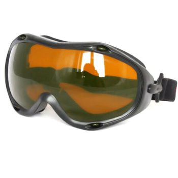 CE 190nm-540nm&800nm-1700nm 1064nm 450nm 532nm Laser Protection Goggles Safety Glasses OD5+