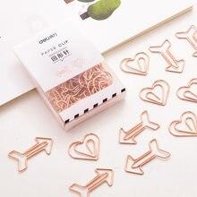 12 unidades/pacote forma dos desenhos animados mini clipes de papel kawaii bookmark bilhetes de foto clipe de papel de metal novetly papelaria escola material de escritório