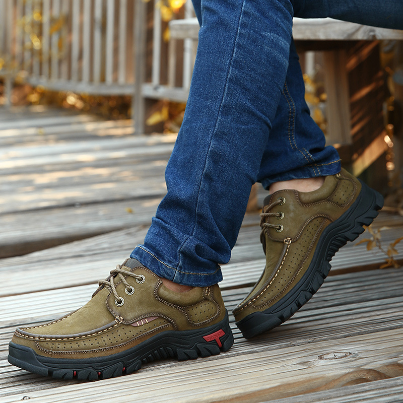 Cross-border men's shoes outdoor sport hiking shoes men
