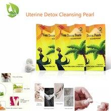 50/100 Pcs Original Vaginal Tampons Fibroid Treatment Medicinal Beautiful Life Clean Point Women's Health Yoni Detox Pearls