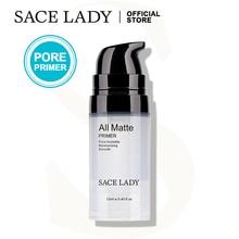 SACE LADY Base de maquillaje líquido mate, 1000 Uds., maquillaje de líneas finas, Control de aceite, crema Facial, iluminar, Base cosmética