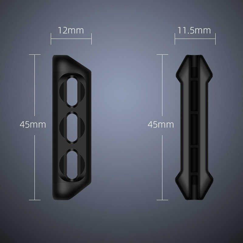 المحمولة كابل مغناطيسي التوصيل صندوق نوع C المصغّر USB C 8 دبوس سريع محول الشحن microousb Type-C المغناطيس شاحن المقابس الحاويات