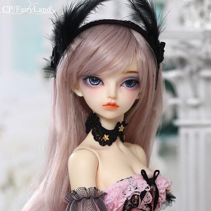 Fairyland Minifee Rheia 1/4 BJD Doll Girl Body Toys For Girls Dolls