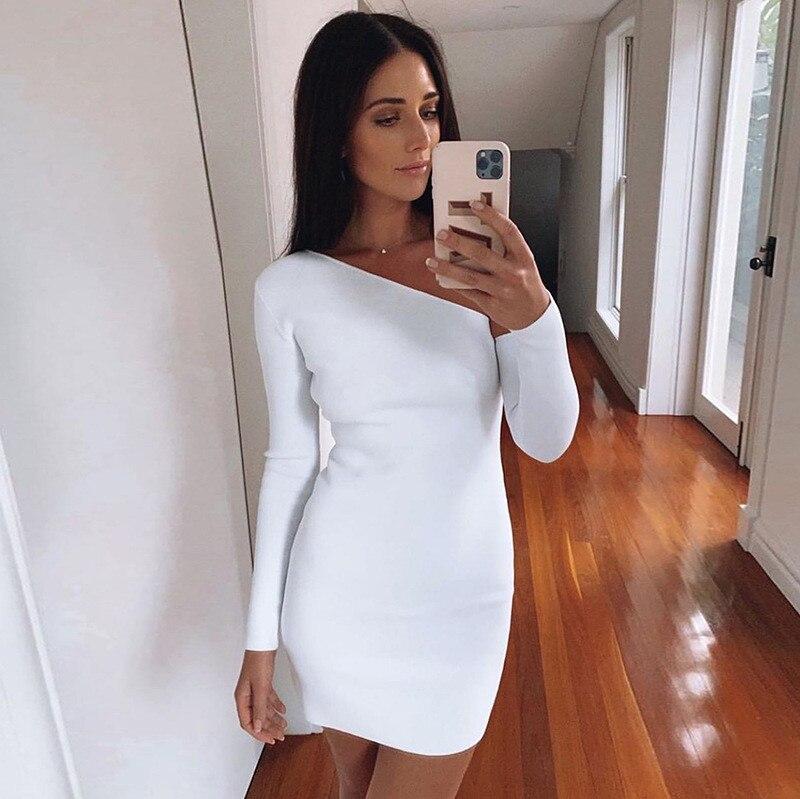 long sleeve bodycon dress14