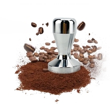 49MM/51MM/47.5MM/58MM Stainless Steel Espresso Coffee Tamper Powder Press Hammer Flat Base Cafetera Barista Tool Accessories  цена и фото