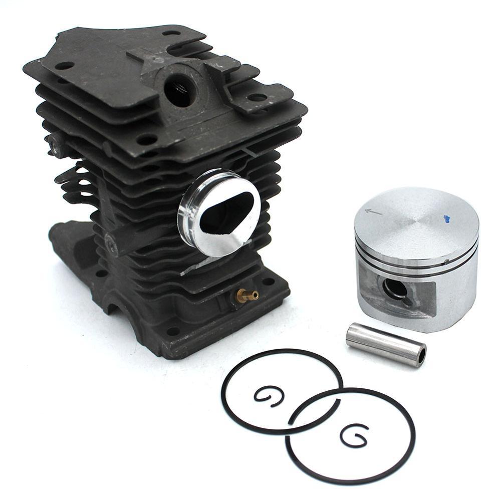 Tools : Big Bore NiKasil Cylinder Piston Kit 46mm for Stihl MS270 MS270C Chainsaw PN 1133 020 1203 1133 020 1200