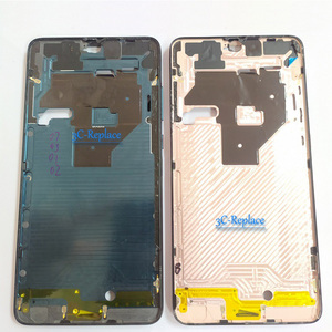 Image 2 - Used Original For Huawei Mate 20 HMA TL00 HMA AL00 HMA LX9 Front Housing Chassis Plate LCD Display Bezel Faceplate Front frame
