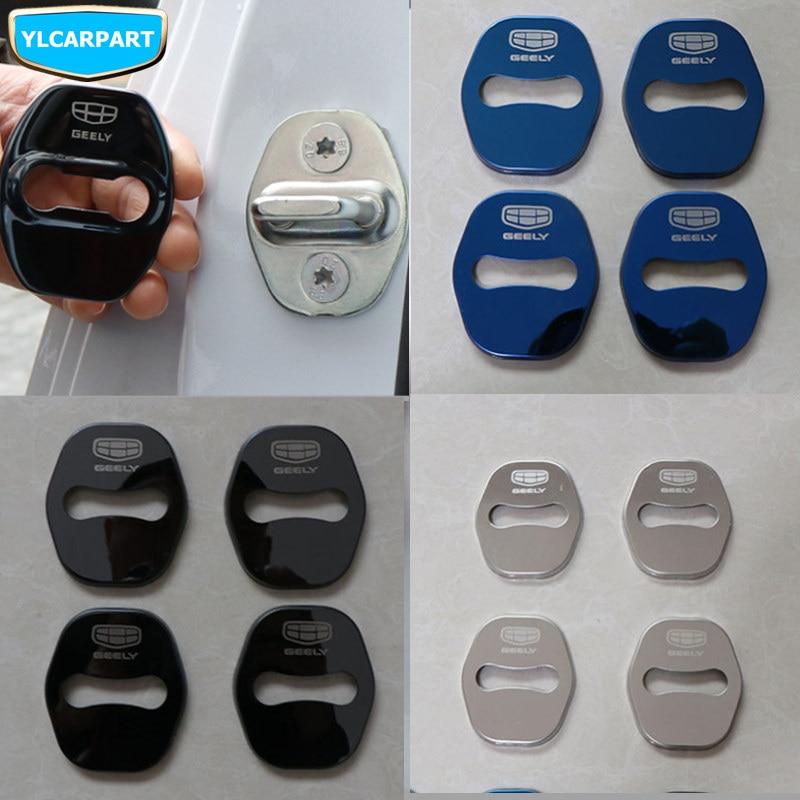 For Geely  Coolray,Proton X50,BinYue,SX11,Car Door Lock Buckle Cover