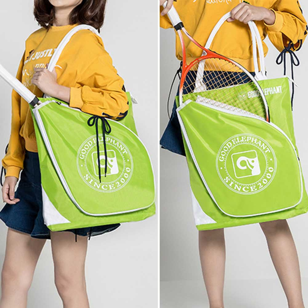 Racquet Bags Towels Zipper Portable Scratch Resistant Tennis Travel Tote Nylon Men Women Handbag Waterproof Badminton