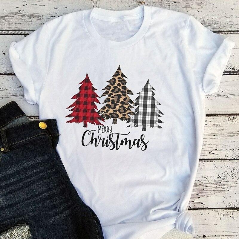 Christmas Tree Hoodies Plus Size Women Graphic Vintage Sweatshirt Casual Print Oversized Hoodie Harajuku Japanese Clothes