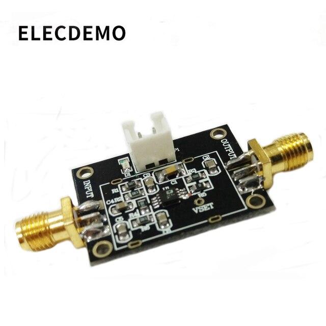 Amplificateur logarithmique de démodulation multiétages, Module AD8313, détecteur de Log RF 0.1GHz 2.5GHz, carte de démonstration