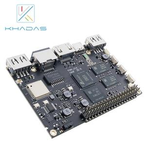 Image 5 - Khadas VIM1 Basic Demo Board Amlogic S905X Quad Core ARM 64bit Cortex A53 WiFi AP6212 SBC