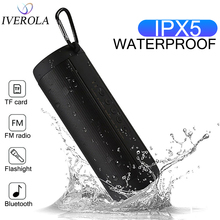 Univerola Bluetooth speaker Portable Wireless Loudspeakers For Phone Computer Stereo Music surround Waterproof Outdoor Speakers wireless bluetooth speaker outdoor waterproof boombox portable stereo subwoofer surround speakers for computer support tf usb