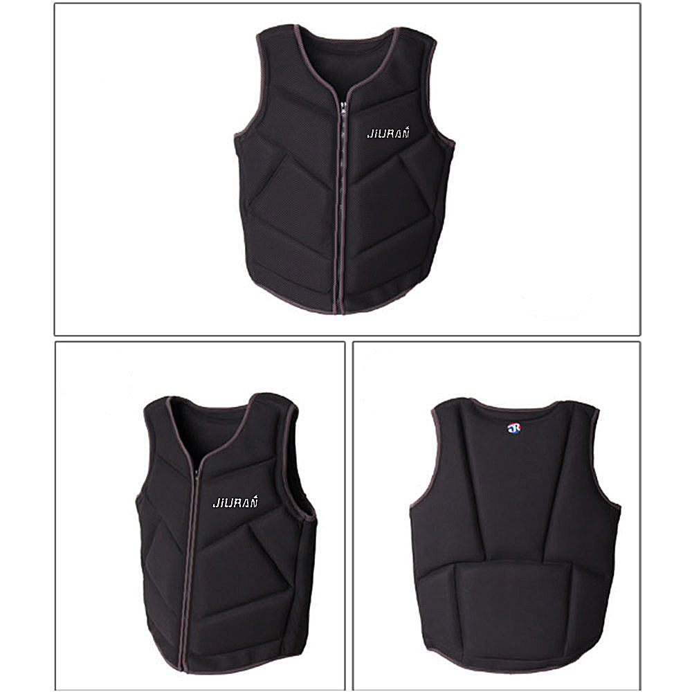 Fishing Life Jacket Adult Detachable Canoeing Floating Jacket Fishing Vest Sea Outdoor Swimming Sailing Kayak Rescue Convenient