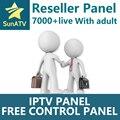 SUNATV реселлер панель Netherland IPTV французский IPTV Арабский Английский Поддержка Android m3u enigma2 7000 live + VOD Iptv для взрослых