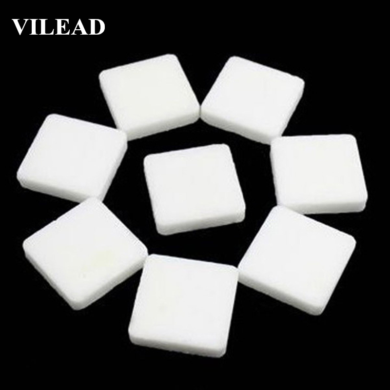VILEAD 8pcs/lot Smokeless Solid Alcohol Cooking Fuel For Camping Hiking BBQ Picnic Seasoning Lighting Outdoor Stove Accessories