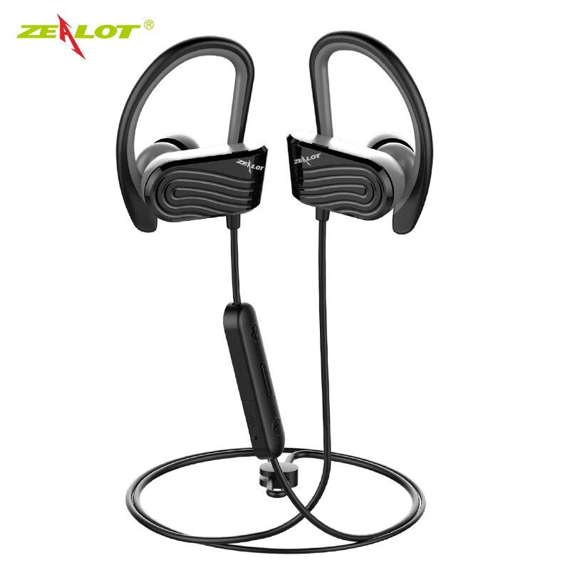 Bluetooth-наушники ZEALOT H12 спортивные с защитой от пота