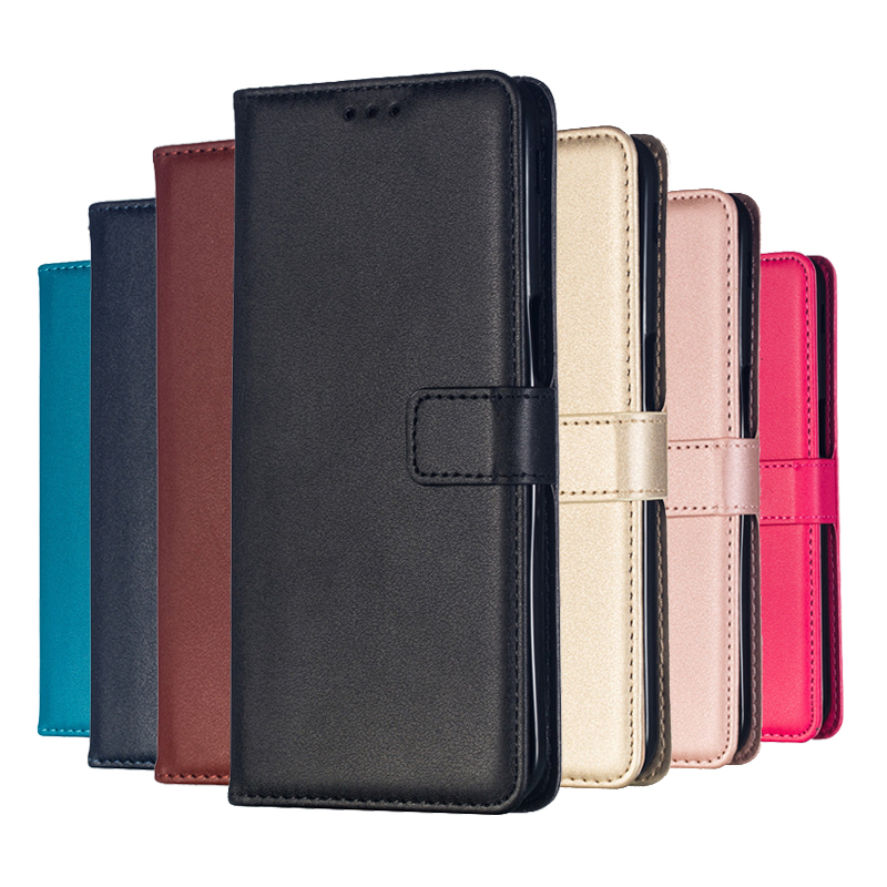 Note 8 9 10 Note10Plus S8 <font><b>S9</b></font> S10 Plus Funda <font><b>Flip</b></font> Wallet Leather <font><b>Case</b></font> For <font><b>Samsung</b></font> Galaxy S6 S7 Edge Card Cover Phone Accessories image