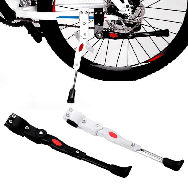 MTB Bike Middle Prop Kick Stands Bicycle Cycle Leg Brace Side Support For 24-27/'