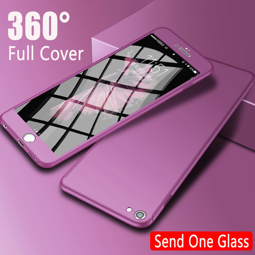 Ультратонкий чехол с полным покрытием 360 градусов для телефона Samsung A51, A71, A31, A10, A20, A40, A50, A30S, A70, чехол для A6, A7, A8 Plus, A9 2018 со стеклом