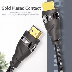 Image 5 - Hdmi 2.1 Kabel Koper 30AWG 4K @ 120Hz Hdmi 2.1 High Speed 8K @ 60 Hz Uhd hdr 48Gbps Kabel Hdmi Converter Voor PS4 Hdtv Projectoren