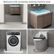 Стопор для воды в ванной комнате, барьер для воды, сухой влажный резиновый плотины, силиконовый блокиратор для кухни, для разделения дома, для улучшения бытовых аксессуаров